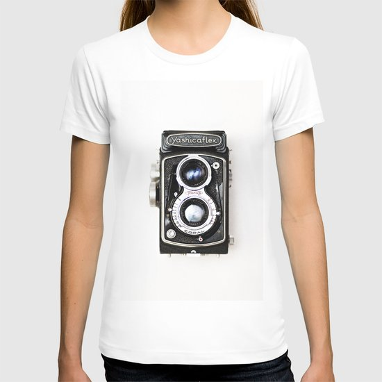 Yashica Retro Vintage Camera T-shirt