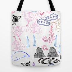 Bits & Pieces Tote Bag