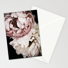 Sweet Dreams Peonies 2 Stationery Cards