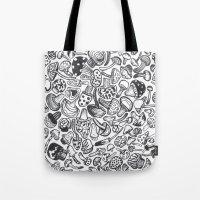 Mushmania Tote Bag
