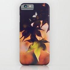 Fall dreams iPhone 6 Slim Case