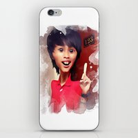 humor iPhone & iPod Skin