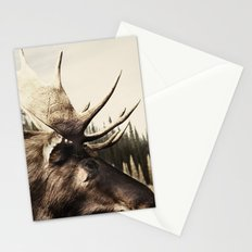 Tom Feiler Moose Stationery Cards