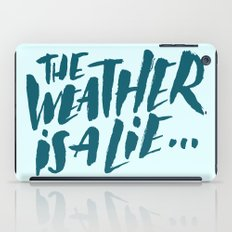 The Weather iPad Case