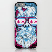 iPhone & iPod Case featuring Michael Myers by Steven Luros Holliday