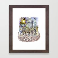 Thursday Framed Art Print