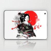 Kyoto Geisha Japan Laptop & iPad Skin