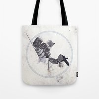 Créatures Tote Bag