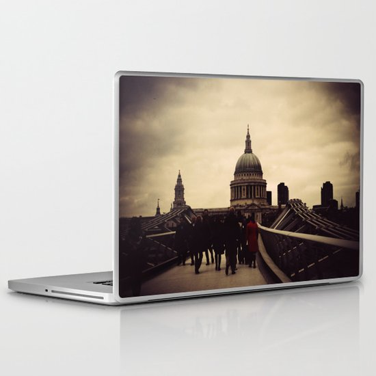 London Calling Laptop & iPad Skin