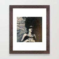 fugue Framed Art Print