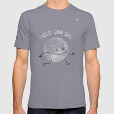 Craters Gonna Crate SMALL Mens Fitted Tee Slate
