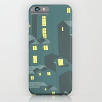 iPhone & iPod Case featuring Midnight by Alice Rebecca Potter