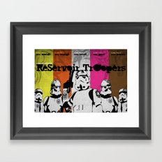 ReServoir TrOopers Framed Art Print