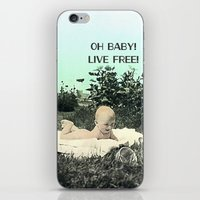 Oh Baby! iPhone & iPod Skin