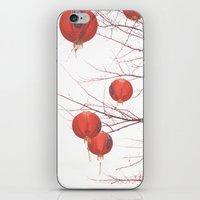 New Year's Eve iPhone & iPod Skin