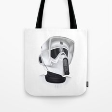 Scout Trooper Tote Bag