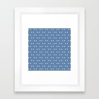 Pattern14 Framed Art Print