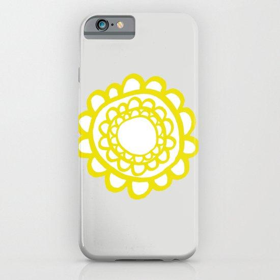 Sunflower iPhone & iPod Case
