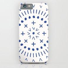 Radial - in Cobalt Slim Case iPhone 6s