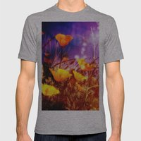 Alice's Dream Mens Fitted Tee Athletic Grey SMALL