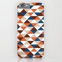 Triangle Pattern #5 iPhone 6 Slim Case