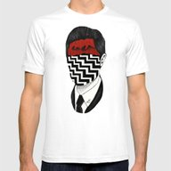 T-shirt featuring Twin Peaks by Black Neon