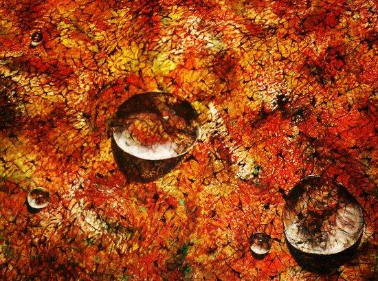 Abstract Texture  Art Print