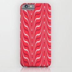 Red Zebra iPhone 6s Slim Case