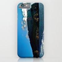 Lighthouse: Amalfi Coast, Italy iPhone 6 Slim Case