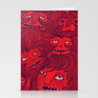 Hairwolves Stationery Cards