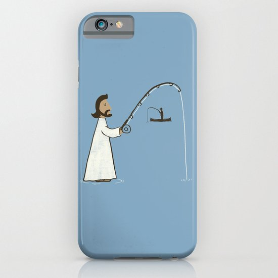 Jesus Fish iPhone & iPod Case