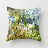 Throw Pillow featuring Seattle, Fall 2015 by Paul Kimble