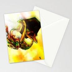 Flip Top Box Stationery Cards