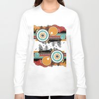 Retro Mash Up. Long Sleeve T-shirt