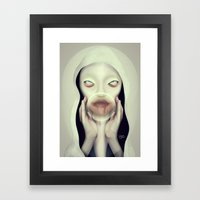 Pestilence Framed Art Print