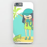 iPhone & iPod Case featuring BinnyBoo goes abroad! by Binnyboo
