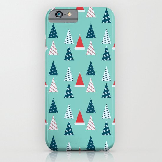 Christmas Wonderland iPhone & iPod Case