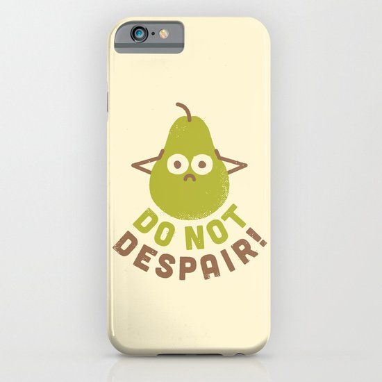 A Fruitful Admonition iPhone & iPod Case