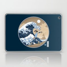 The Great Wave of Republic City Laptop & iPad Skin