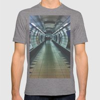 Underground: Waterloo Mens Fitted Tee Tri-Grey SMALL