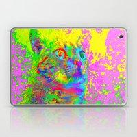 Catsplosion-Lady Jasmine Laptop & iPad Skin
