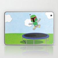 SW Kids - Boba Fett Jump Laptop & iPad Skin