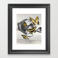 TIPSY Framed Art Print