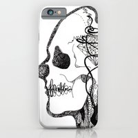 iPhone & iPod Case featuring Demon Days ~ A. by Sára Szabó