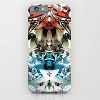 iPhone & iPod Case featuring Vacío by Andre Villanueva