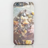 iPhone & iPod Case featuring backyard stones by BPARSH