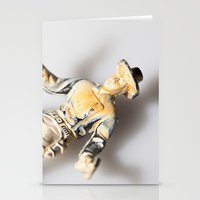 The Little Cowboy, Falle… Stationery Cards