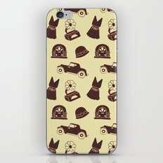 Back in the 20's iPhone & iPod Skin