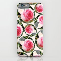 Rosas iPhone 6s Slim Case