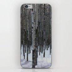 Whispering Aspen iPhone & iPod Skin